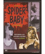 Spider Baby DVD Seductive Innocence Of Lolita Savage Hunger Of A Black W... - $19.95