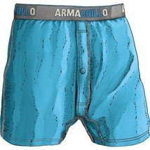 Dulth Trading Co Mens Armachillo Cooling Boxers Aqua 15277 - $38.69