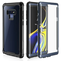 Samsung Galaxy Note 9 Cell Phone Case - Full Body Case with Built-in Tou... - $19.53
