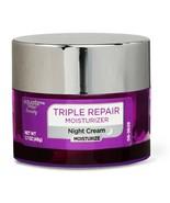 Equate Beauty Triple Repair Moisturizer Night Cream, 1.7 oz+ - $19.79