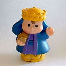Fisher Price Little People Nativity Wise Man #3 Figure Replacement Christmas  - $12.00
