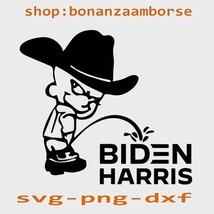 Piss on Biden-Harris Svg Png Dxf Digital files - $1.99