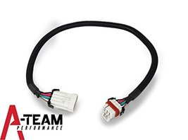 """A-Team Performance LSX Ignition Coil Extension Wiring Harness 24"""" Relocation Com image 1"""
