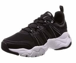 Skechers D`Lites 3.0 Womens 7.5 Sneakers Memory Foam Intense Force Black NEW - $59.99