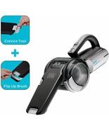 BLACK + DECKER - BDH2000PL - 20V MAX Handheld Vacuum, Cordless - Grey - $138.55