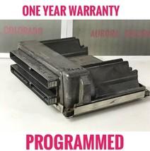 """C015"" Programmed 2003 Chevrolet Impala Ecm Ecu Engine Control Module 12209614 - $73.51"