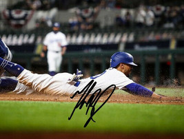 * Mookie Betts Signed Photo 8X10 Rp Autographed La Dodgers - $19.99