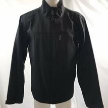 IZOD Men's Zip Front All Weather Fleece Lined Jacket Size XL - $37.99