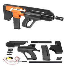 XSW 3DPrint Steyr AUG Bullpup Imitation Full Auto Kit for Nerf STRYFE Mo... - $352.20