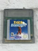 Nintendo Game Boy Color Trick Boarder - $4.45