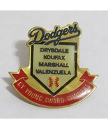 MLB Los Angeles Dodgers Cy Young Award Wiinners 1988 Unocal Lapel Hat Pin - $6.88