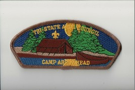 Tri-State Area Council SA-21 CSP Camp Arrowhead (300 Made) - $19.80