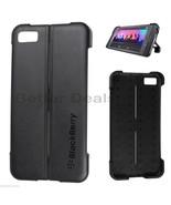 New Genuine OEM Z10 Blackberry Transform Carry Case Cover Shell - Black - $3.95