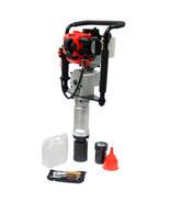 52cc Gas Powered Pile Driver T Post Pole Fence Portable 2 Stroke Fencing... - $348.99