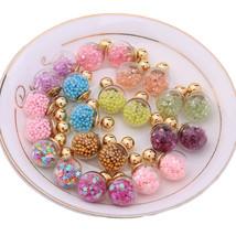 Jewelry Star Beads Earrings Girls Fashion Pierced Bijoux Stud Earrings J... - $6.92