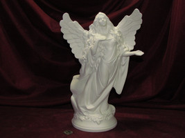 pyop Fantasy Angel Ready to Paint U-Paint Unpainted Ceramic Bisque - $19.99