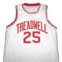 Penny Hardaway #25 Treadwell High School Basketball Jersey White Any Size image 4