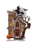 Bath & Body Works Halloween Haunted House WallFlower Fragrance Plug Nigh... - $39.99