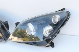 08-09 Saturn Astra Headlight Head Light Lamps SET L&R =>POLISHED image 2