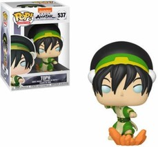 Funko POP! Animation: Avatar - Toph - $12.32