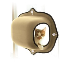 Mount Window Pod Kitty Sill Window Perch for Cat - virtually any window