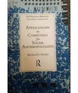 The ASA Research Methods: Applications in Computing for Social Anthropol... - $6.79