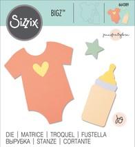 Sizzix Bigz Die By Jennifer Ogborn Nursery. - $16.31