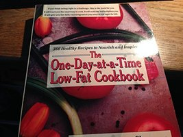 The One Day At A Time Low-Fat Cookbook Claessens, Sharon Sassaman - $7.16