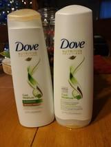 Dove Cool Moisture Shampoo And Conditioner - $15.00