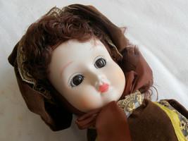 """Porcelain 17"""" Doll Vintage Mint Condition NIB - $25.00"""