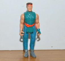 "Vintage Battletech Adam Steiner Action Figure Tyco 1994 2.75"" Robotech Mask Styl - $8.23"
