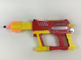 Iron Strike Blaster Nerf Dart Gun Iron Man 2 Marvel Hasbro 2010 - $26.68