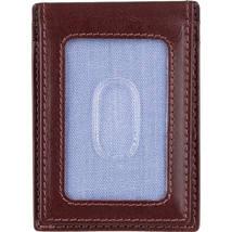 Tommy Hilfiger Men's Leather Magnetic Front Pocket ID Credit Card Slim Wallet image 5