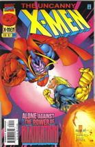 The Uncanny X-Men Comic Book #341 Marvel Comics 1997 VERY FINE+ UNREAD - $2.50