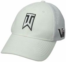 NEW! Nike Men's Tiger Woods Tour Legacy Mesh Hat, White, Small/Medium - $59.28