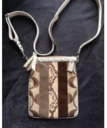 Coach Crossbody / Swingpack Bag 10266, Very Gently Used - $44.10