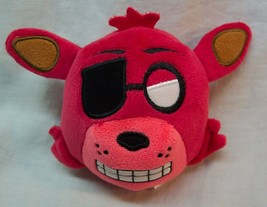 "Five Nights at Freddy's RED FOXY PIRATE 4"" Plush STUFFED ANIMAL Toy - $14.85"