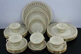 Lenox TABLEAU (G 510) Set of 5 Pieces for 6 People (total 30 pieces) Mint Cond. - $188.09
