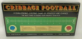 NEW Vintage 1977 Cribbage Football Game SEALED - $49.49