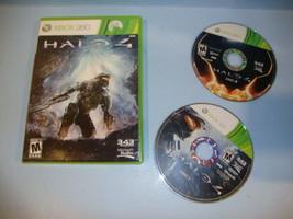 Halo 4 (Microsoft Xbox 360, 2012) - $7.73