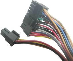 Shark 500 Watt Desktop PC Power Supply - Micro ATX 500W PSU 20+4Pin SATA 12V USA image 4