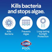 "Clorox Pool&Spa XtraBlue 3"" Chlorinating Tablets for Swimming Pools, 25lb image 8"
