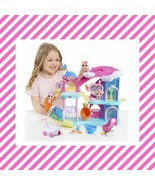 Disney Junior T.O.T.S. Nursery Headquarters Playset with ADDITIONAL FIGURES - $67.95