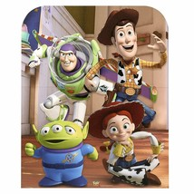 Star Cutouts Disney SC598 Toy Story Party Stand in Child Size Multicolou... - $29.87