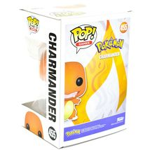 Funko Pop! Games Pokemon Charmander #455 Vinyl Action Figure image 3