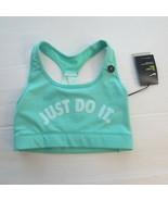 Nike Women Victory Support Bra - BQ5833 - Green 374 - Size S -  NWT - $19.99