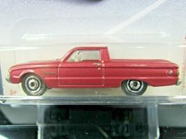 RED/PINK? 1961 61 FORD RANCHERO MBX ROAD TRIP MATCHBOX 1/64 DIECAST CAR - $1.70