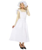 Adult Women's Maid Apron Costume   Grey Cosplay Costume - $33.85
