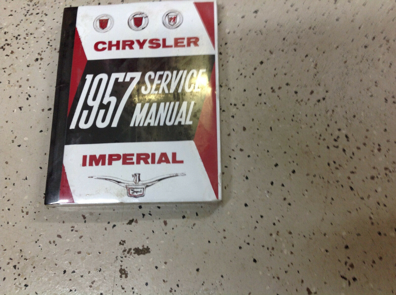 1957 CHRYSLER IMPERIAL Service Shop Repair Manual BRAND NEW FACTORY REPRINT