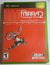 XBOX - DAVE MIRRA Freestyle bmx 2 (Complete with Manual) - $8.00